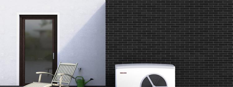 pompa ciepła powietrze-woda