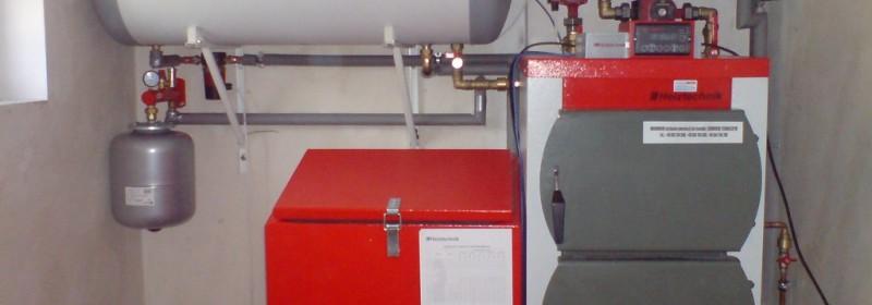 kotłownia na paliwa stałe wymagania